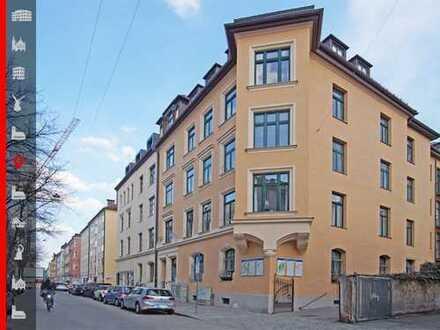 Charmante 4-Zimmer-Wohnung in einem denkmalgeschützen Altbau aus der Gründerzeit