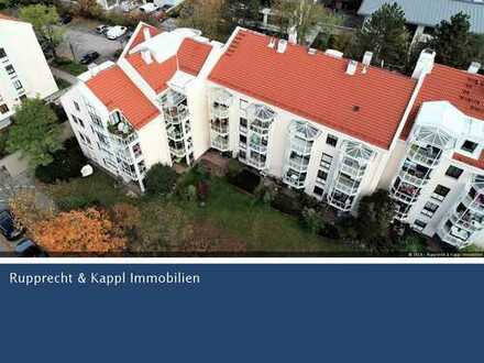 Attraktive 3-Zimmer-Eigentumswohnung mit Balkon und Tiefgaragenplatz in Germering