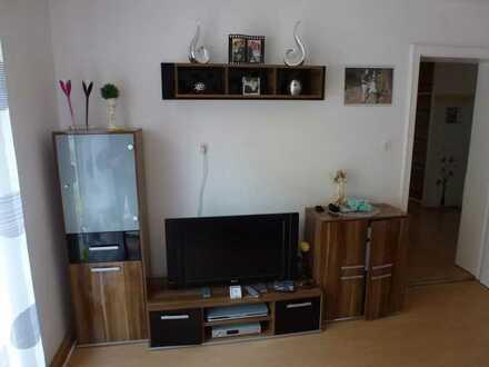 Geschmackvolle 3-Raum-Wohnung mit Balkon und Einbauküche in Durmersheim