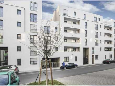 2-Zimmer-Komfort-Wohnung mit Loggia