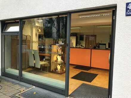 Zentrale Büro/Ladeneinheit als Kapitalanlage in München-Au / Kolumbusplatz U-Bahn, provisionsfrei
