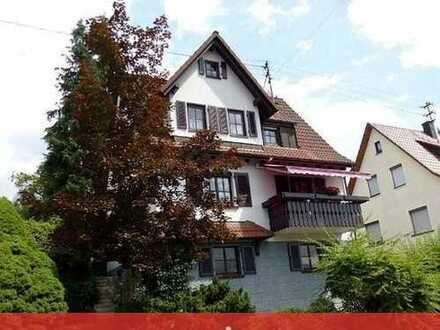 Einfamilienhaus mit schönem Garten in Waldachtal-Lützenhardt