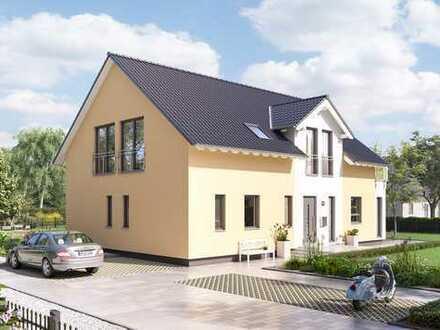 Sei Kreativ, gestalte Dein Haus nach Deinen eigenen Wünschen! Neubau KFW 55 Haus in Braunschweig!