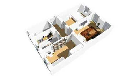 ruhiges, zentrales Wohnen in Potsdams Mitte | 3-Z-Eigentumswohnung