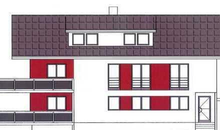 Neubau-Erstbezug: freundliche 4-Zimmer-Wohnung mit Einbauküche und Balkon in Schönau im Schwarzwald