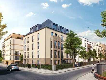 """NEUBAUERSTBEZUG ::: Penthouse mit Altbau-Flair im """"WILHELMS IX""""/ mit Upgrate++ Ausstattung & EBK"""