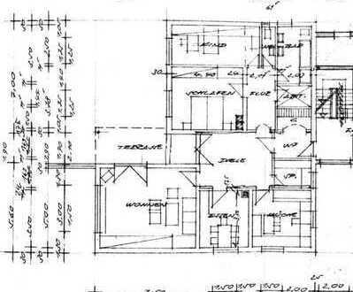 Modernisierte 4,5-Zimmer Wohnung mit Terrasse in Rollhofen