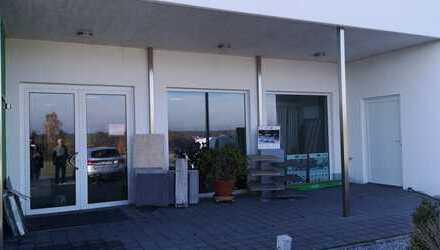 Gewerbeeinheit mit separater Wohnung 92 m² inkl. Gartenanteil u. Balkon