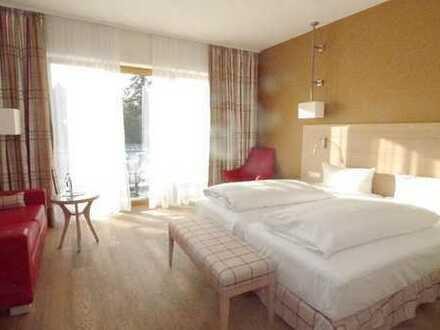 Kleine, voll ausgestattete Appartements zum Wohnen auf Zeit