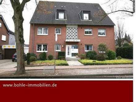 Gepflegtes Wohnen auf 4 Zimmern mit Balkon und Garage in Hachhausen!!!