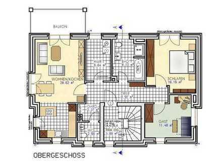 ERSTBEZUG hochwertige Wohnung im Dreifamilienhaus am Tiergarten