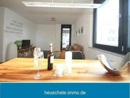 Absolut neuwertige, extravagante 2½-Zimmerwohnung in einem exklusiven Häuserensemble 'Kopernikus'
