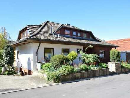 2-Familienhaus mit großem Grundstück und Einliegerwohnung