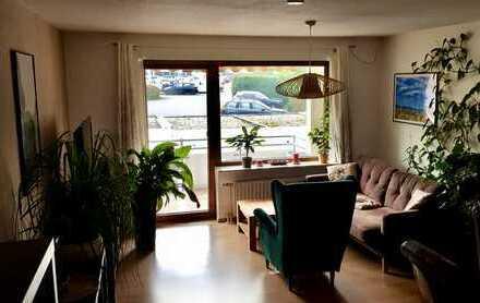 Schöne 2-Zimmer-Wohnung mit Balkon in Rutesheim