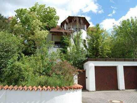 Einfamilienhaus mit Doppelgarage, Ruhe und toller Aussicht
