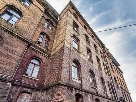 Gewerbliche Projektentwicklung im Dresdner Zentrum! Denkmalimmobilie, unsaniert.