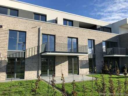 Moderne 3 Zi.-Neubauwohnung in Altstadtlage mit Terrasse und TG-Stellplatz