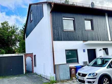 Ansprechendes und vollständig renoviertes 5-Zimmer-Reihenendhaus zur Miete in Laim, München
