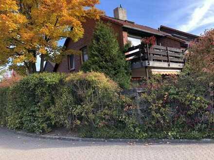3-Zimmer-Terrassenwohnung in DHH am Südsee m. Garten u. Einstellplatz