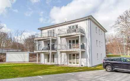 Heinze-Immobilien(IVD): Wohnen am Alten Finowkanal in Eberswalde: Erstbezug! WE1