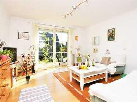 Sonnige 3-Zimmer-Wohnung mit Garten in Hemmelsdorf...