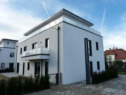 Exklusive Erdgeschosswohnung mit großem Garten südlich von Ingolstadt