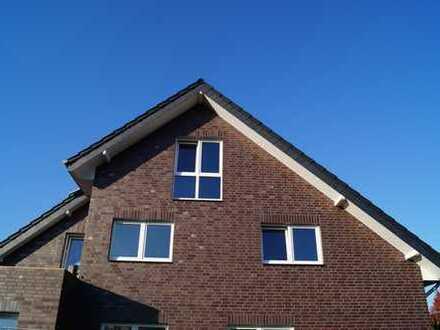 ERSTBEZUG! Exklusive OG-Wohnung mit Dachterrasse in TOP-Lage von Haltern-Stadt