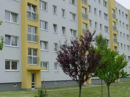 frisch sanierte 4-Raum-Wohnung I mit Balkon