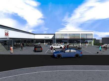 Fachmarktzentrum Bürgstadt Projektentwicklung