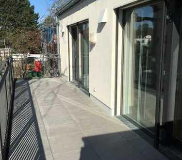 3 Zimmer Wohnung mit Südbalkon Neubau/Erstbezug - ab sofort