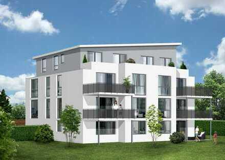 Exklusive Wohnung inkl elekt. Rollladen + Aufzug im 6-Fam.-Neubau Haus