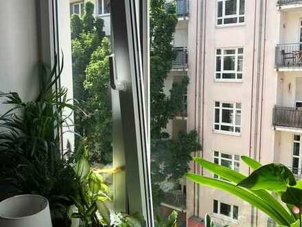 Wunderschöne 2-Raum-Wohnung in Wiesbaden Mitte
