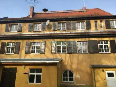 1,5 Raum Wohnung DG in 02694 Kauppa zu vermieten.