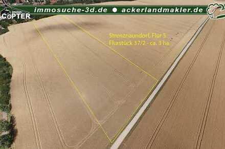 bestes Ackerland zum Verkauf, ca. 6,6 ha Strenznaundorf, Nähe Könnern(Sachsen-Anhalt)