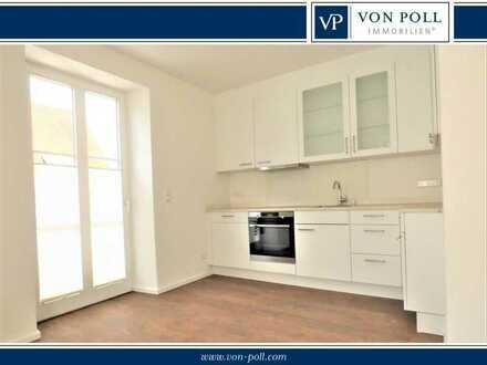 2,5-Zimmer-Wohnung in der Nördlinger Altstadt mit Balkon und Einbauküche