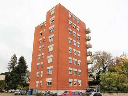 Zentrale 2-Zimmer-Wohnung in Eppingen mit Stellplatz