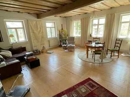 Schöne, geräumige drei Zimmer Wohnung in Erlangen-Höchstadt (Kreis), Uttenreuth