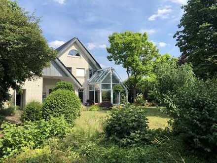 Attraktives Einfamilienhaus mit großzügiger Ausstattung am Ortsrand von Dreierwalde