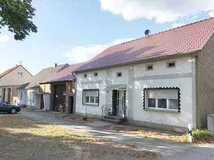 Vierseitenhof auf 2.626 qm in Cammer nahe Golzow
