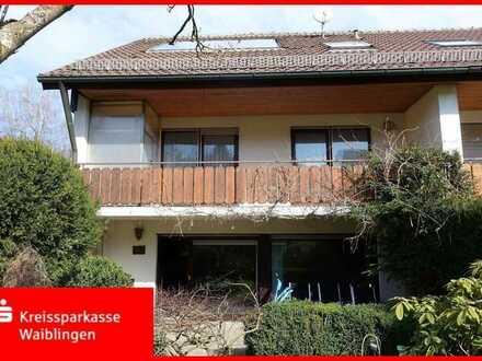Doppelhaushälfte in beliebter und ruhiger Lage in Waldnähe!