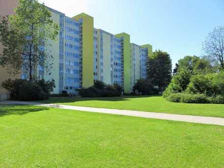 Schöne 5-Zimmer-Wohnung im Erdgeschoss in Neuperlach