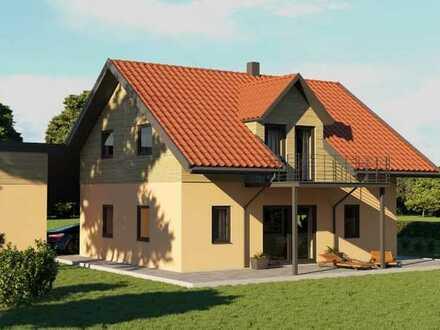 Ein top - modernes Haus für eine ganze Familie