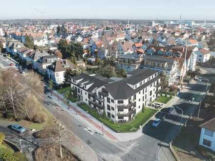 Charmante 2 Zimmer-ETW mit Balkon - Neubau - in toller Wohnlage!