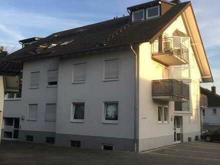 Gepflegte 1-Raum-Wohnung mit Einbauküche in Bad Schönborn