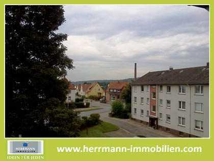 Frisch renovierte 3-Zimmer-Mietwohnung in der Kurstadt Bad Münder