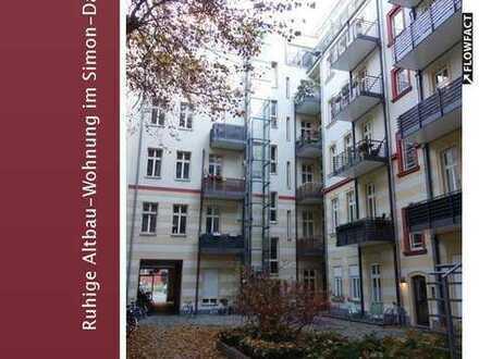 Ruhiger und moderner Altbau im Szenekiez! *Balkon und Garage*