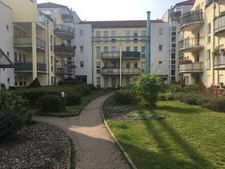 Bild_1-Zimmer-Wohnung mit Balkon, Fürstenwalde