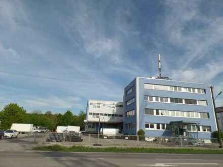 Oberschleißheim - Produktions-/Lagerfläche ca. 390 qm (Lastenaufzug) mit möbliertem Büro ca. 43 qm