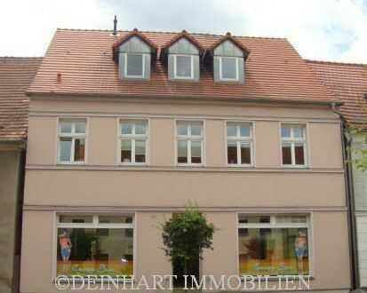 DI - 2-Zimmer-Dachgeschosswohnung in der Altstadt von Beelitz