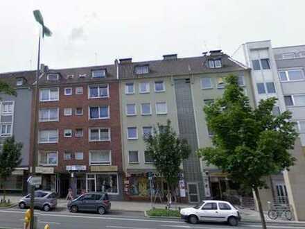Modernisierte 2,5-Zimmer-Wohnung mit Balkon in Dortmund